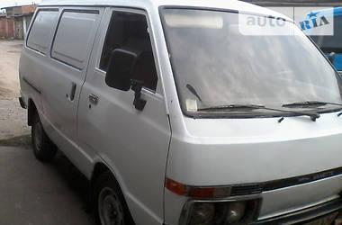 Nissan Vanette груз. 1993