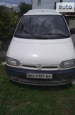 Фургон Nissan Vanette груз. 1995 в Харькове