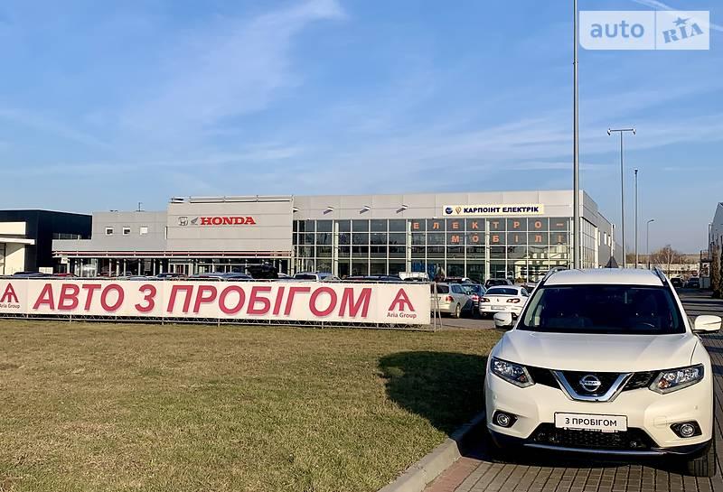 Nissan X-Trail 2016 в Львове
