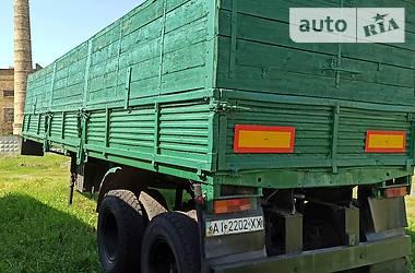 Бортовой полуприцеп ОДАЗ 9370 1986 в Переяславе-Хмельницком
