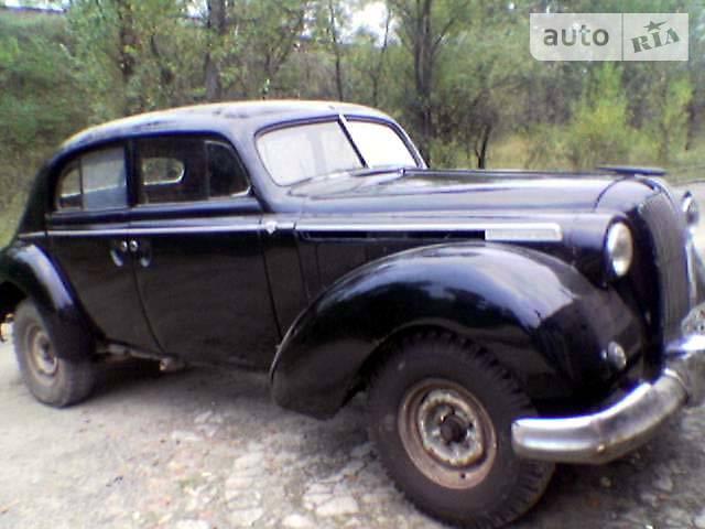 Opel Admiral 1939 в Полтаве