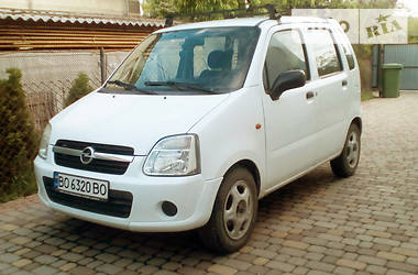 Opel Agila 2006 в Тернополе