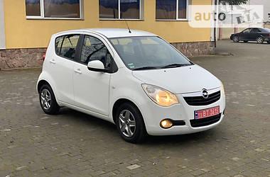 Opel Agila 2009 в Самборе