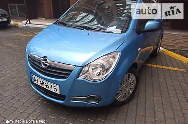 Opel Agila 2011 в Ракитном