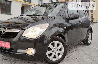 Opel Agila 2008 в Львові
