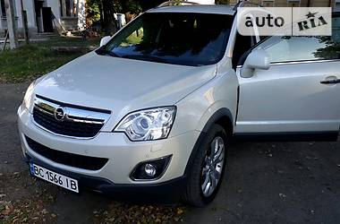 Opel Antara 2012 в Львове