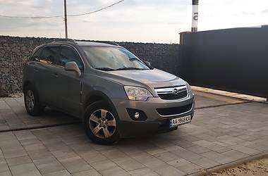 Внедорожник / Кроссовер Opel Antara 2013 в Киеве