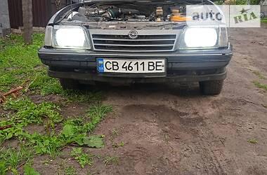 Седан Opel Ascona 1988 в Бахмаче