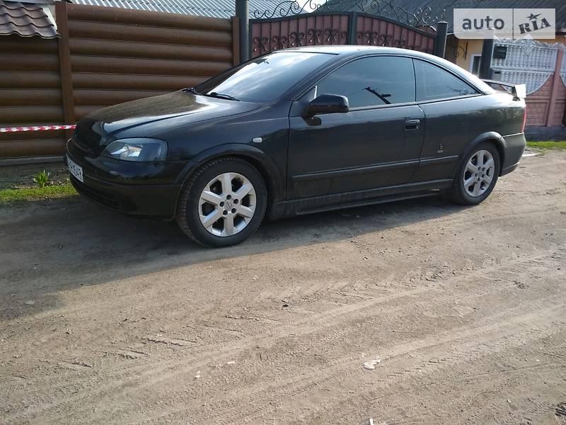 Opel Astra Coupe Bertone 2001 в Сумах