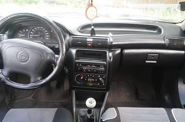 Opel Astra F 1995 в Днепре