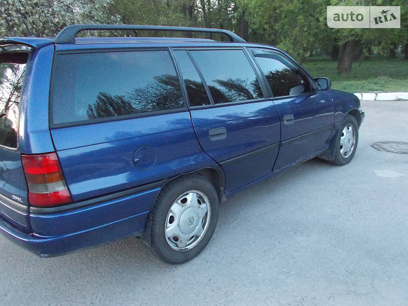 Opel Astra F 1995 в Виннице