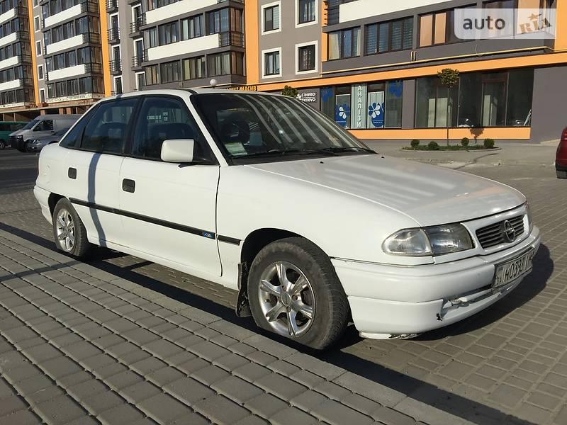 Opel Astra F 1994 в Львові
