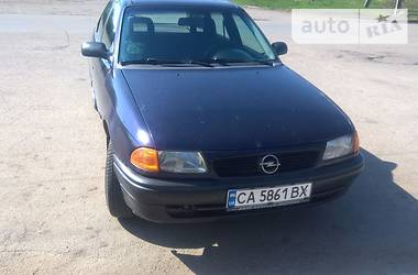 Opel Astra F 1995 в Черкассах