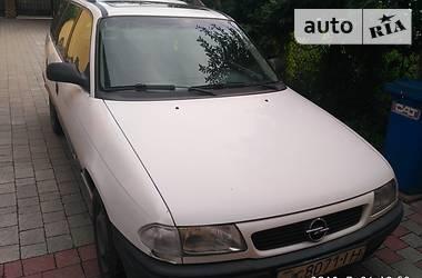 Opel Astra F 1995 в Львові