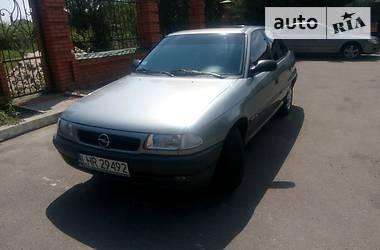 Opel Astra F 1995 в Новомосковську