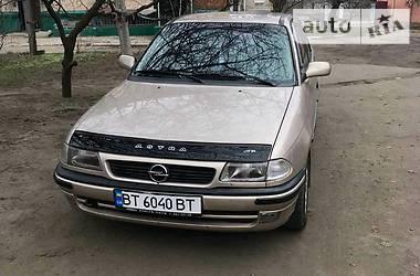 Opel Astra F 1997 в Мелитополе