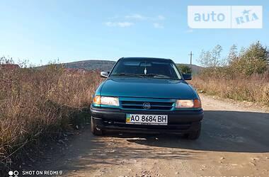 Opel Astra F 1992 в Бориславе