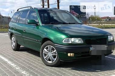 Opel Astra F 1996 в Львове