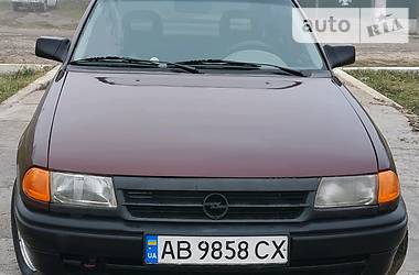 Opel Astra F 1994 в Песчанке