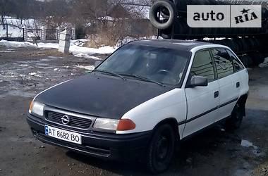 Opel Astra F 1993 в Калуше