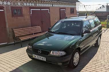 Opel Astra F 1996 в Здолбуніві