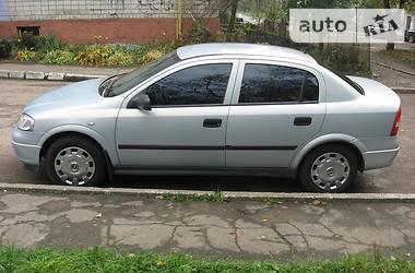 Opel Astra G 2004 в Дрогобичі