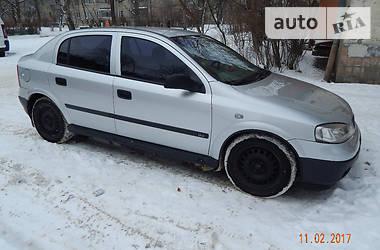 Opel Astra G 1998 в Ивано-Франковске