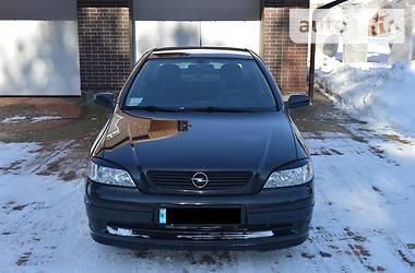 Opel Astra G 1.6 i v8 1999
