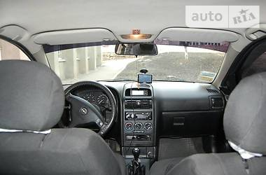 Opel Astra G 1.6 16V 2001