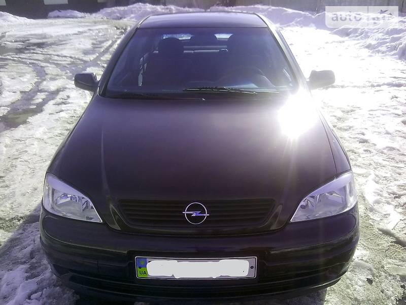 Opel Astra G 2007 в Кривом Роге