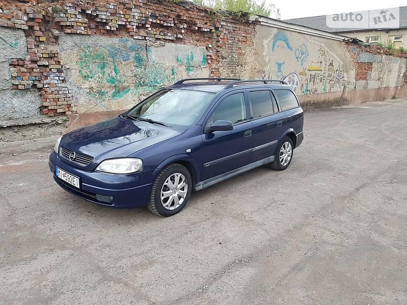 Opel Astra G 2000 в Ужгороде