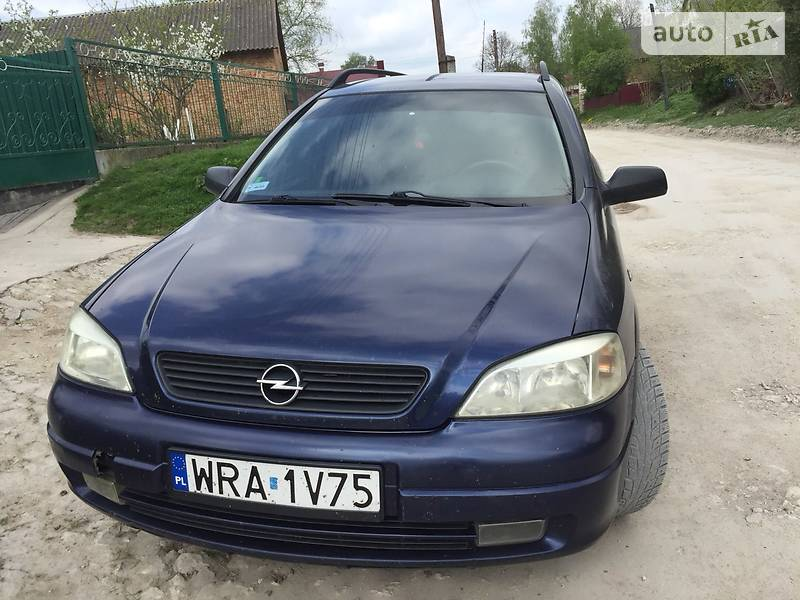 Opel Astra G 2000 в Тернополе