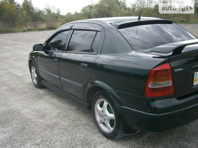 Opel Astra G 2004 в Львове