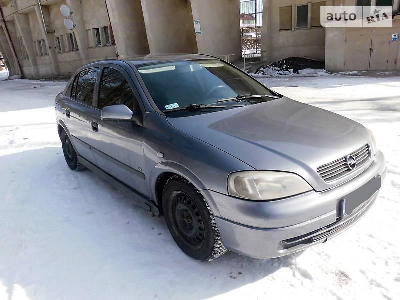 Opel Astra G 2004 в Тернополе
