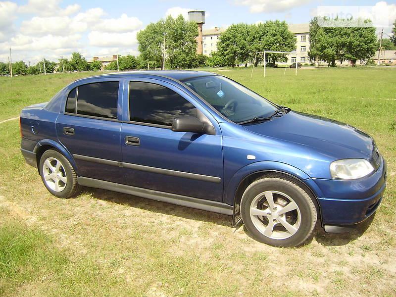 Opel Astra 2006 року