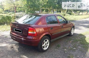 Opel Astra G 1998 в Луганске
