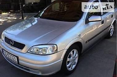 Opel Astra G 2001 в Житомире