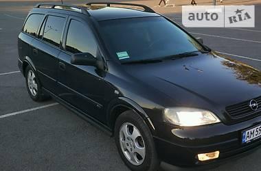 Opel Astra G 2000 в Житомире