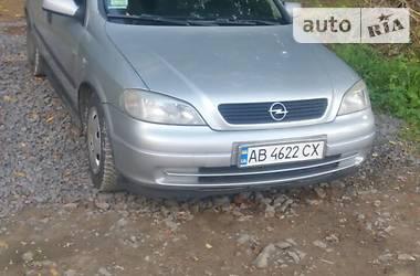 Opel Astra G 1999 в Виннице