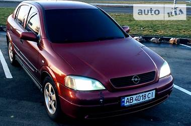 Opel Astra G 2000 в Виннице