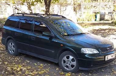 Opel Astra G 2002 в Донецке