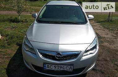 Opel Astra G 2012 в Любешові