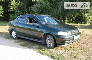 Opel Astra G 2001 в Сумах
