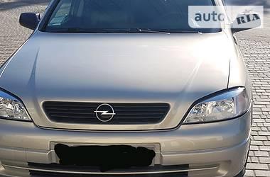 Opel Astra G 2006 в Крыжополе