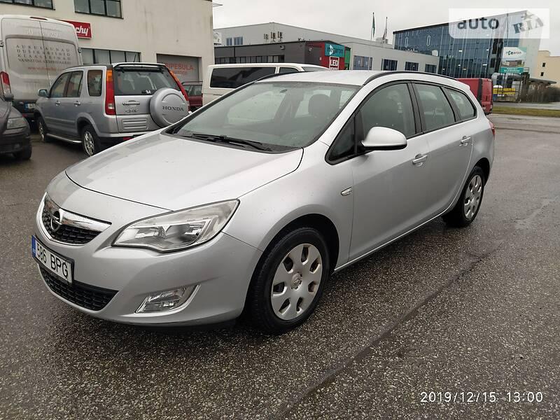 Opel Astra G 2011 в Ровно