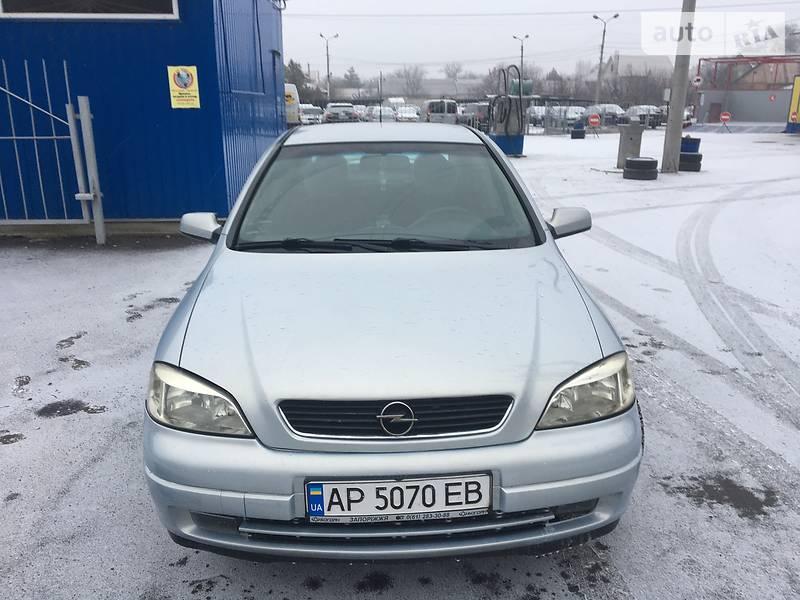 Opel Astra G 2004 в Запоріжжі