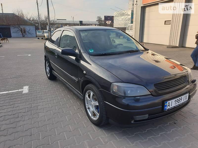 Хетчбек Opel Astra G 2002 в Борисполі