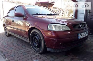 Opel Astra G 2002 в Черновцах