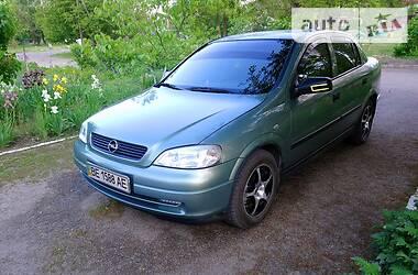 Opel Astra G 2006 в Новом Буге