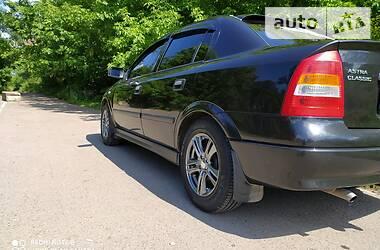 Седан Opel Astra G 2006 в Млиніві